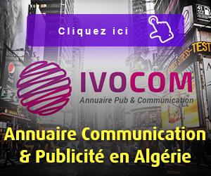 Boite Communication Algérie